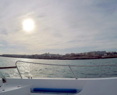 Servizio Taxi Boat Polignano a Mare