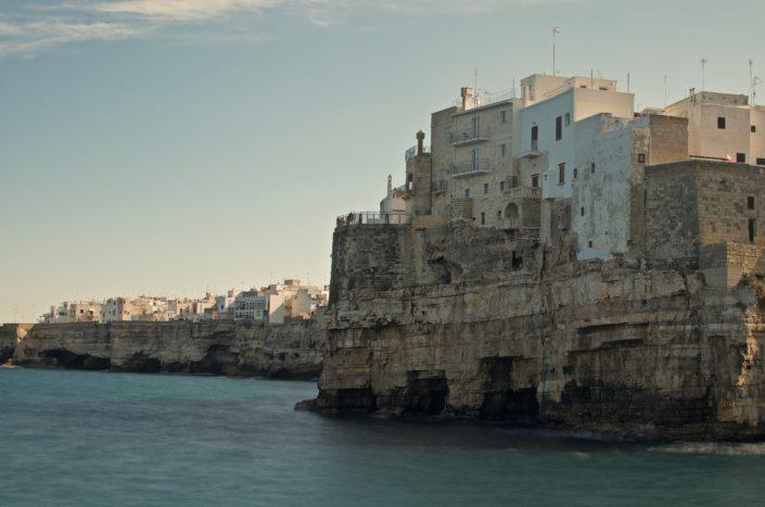Foto coste Polignano a mare